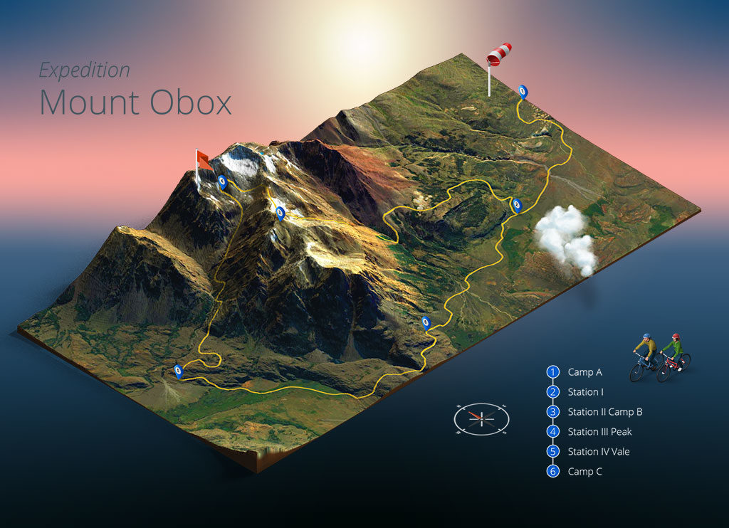 Outdoor-3D-map-turism-sport-5
